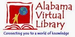 Logo for the Alabama Virtual Library