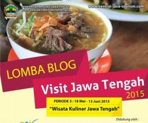 Lomba Menulis Blog