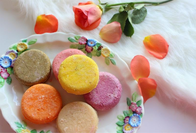 New Lush Shampoo Bars