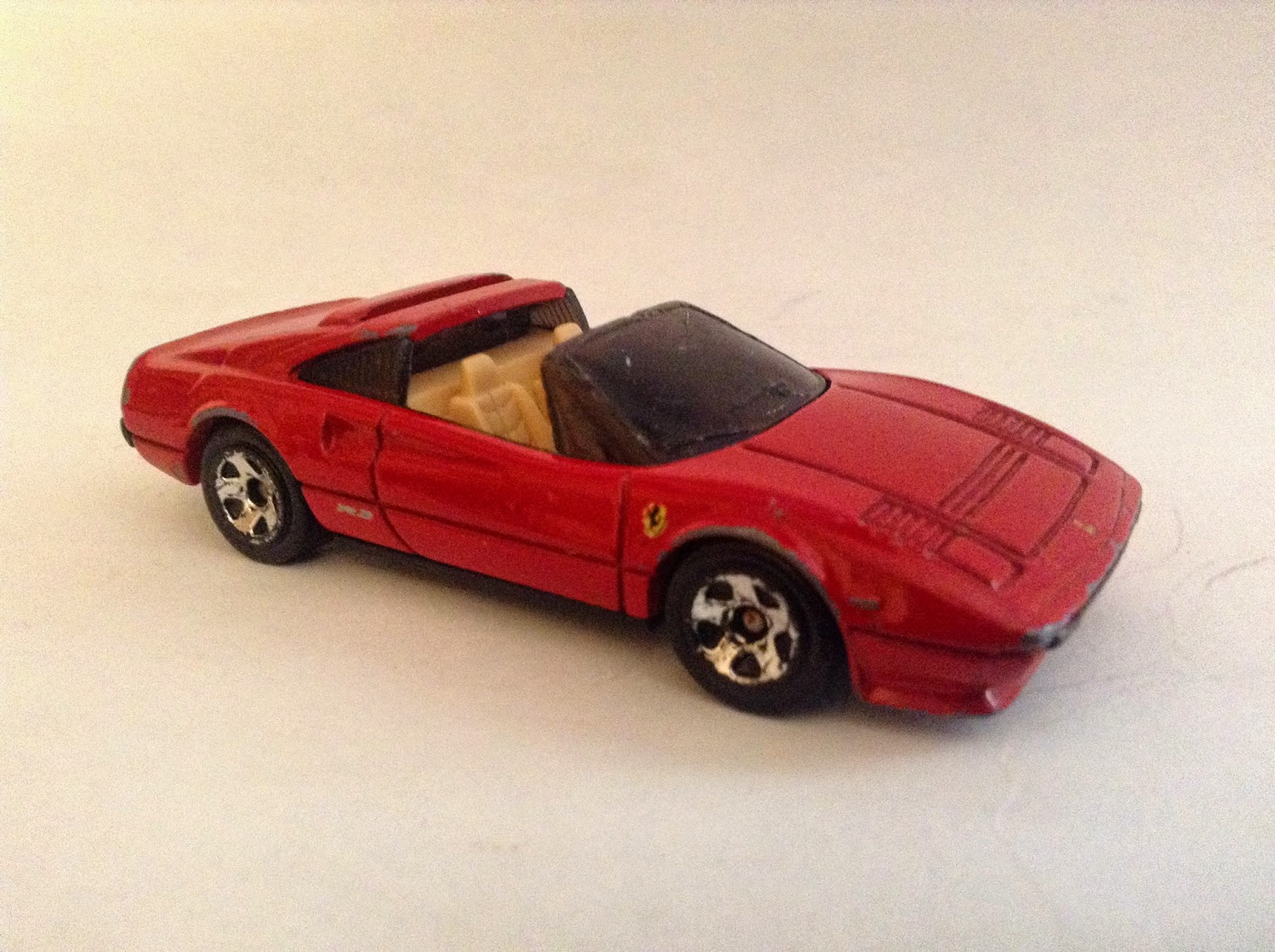 la 39 s diecast blog hot wheels ferrari 308 gts custom. Black Bedroom Furniture Sets. Home Design Ideas