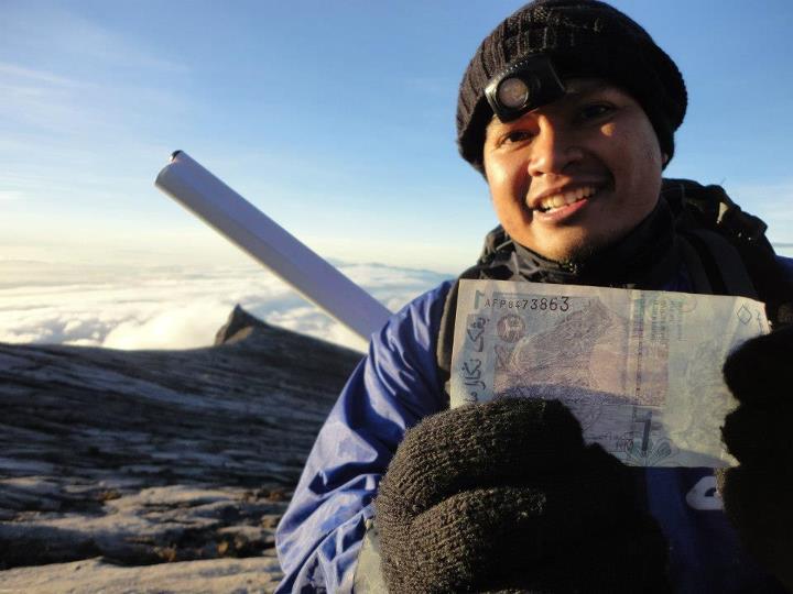 13-14 Dis 2012 @ Mt Kinabalu