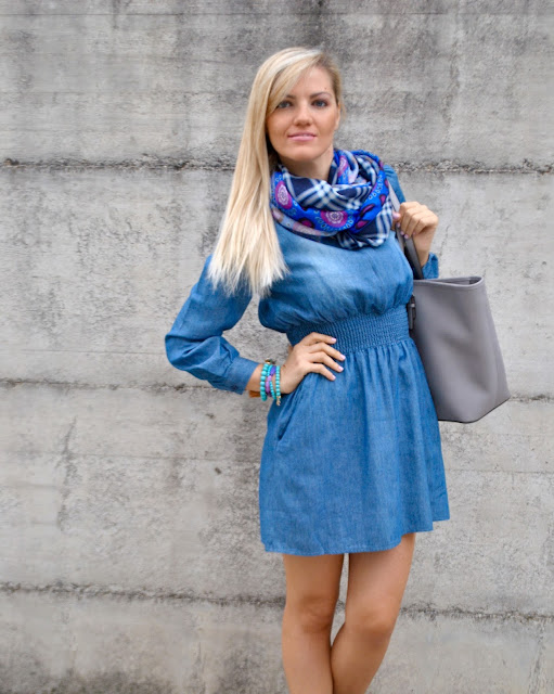 come vestirsi in autunno outfit casual autunnali outfit ottobre 2015 outfit blu come abbinare il blu abbinamenti blu how to wear blu how to combine blu october outfit street style outfit ottobre 2015 amyclubwear mariafelicia magno fashion blogger colorblock by felym fashion blog italiani fashion blogger italiane blogger italiane di moda blogger italiane blog di moda italiani milano ragazze bionde blonde hair blonde girls blondie fashion bloggers italy