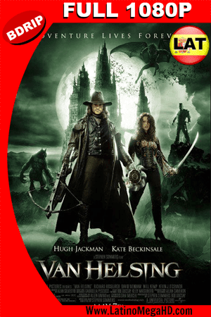 Van Helsing (2004) Latino Full HD BDRIP 1080P ()