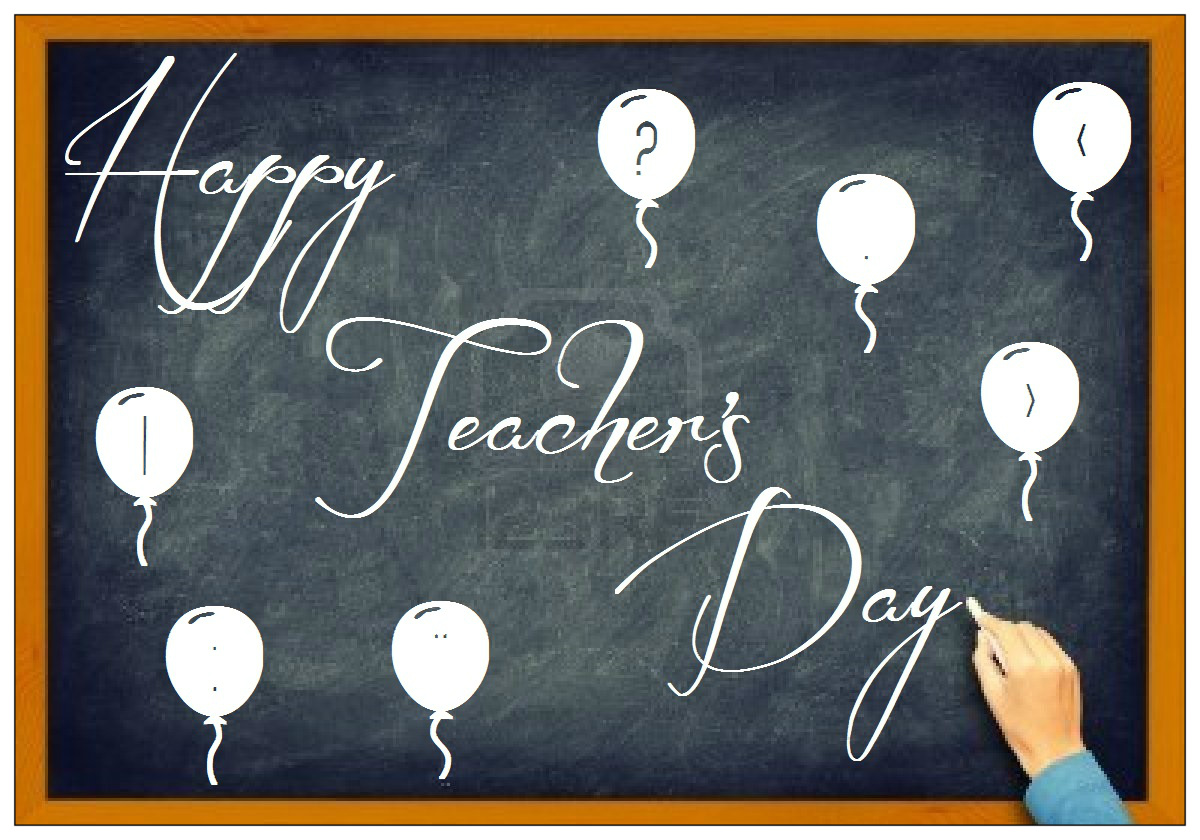 best essays on teachers day