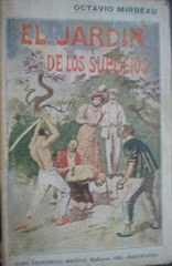 "Traduction espagnole du ""Jardin des supplices"", 1908"