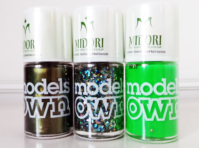 MODELS OWN MIDORI LIMITED EDITION COLLECTION