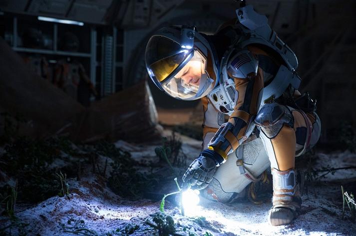 Marte de Ridley Scott