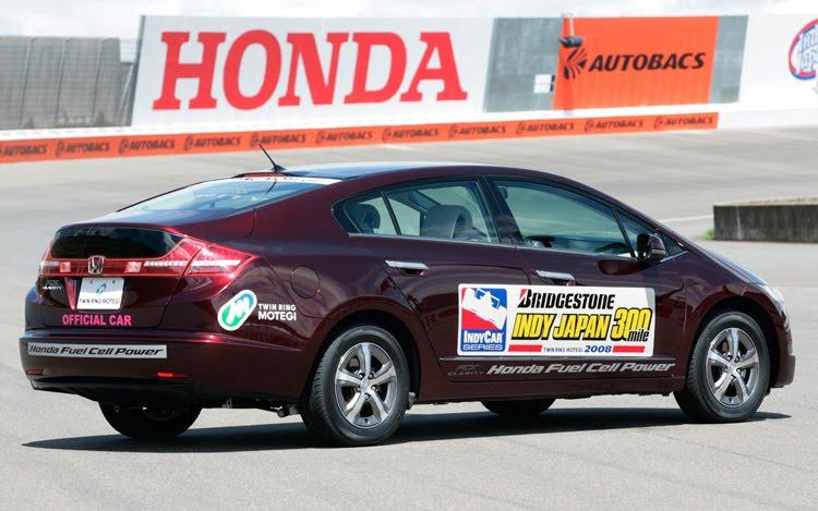 Honda FCX Clarity Hydrogen