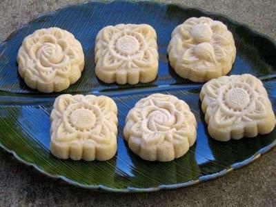 Cách làm bánh dẻo trung thu nhân thập cẩm đơn giản 1