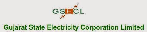 GSECL Recruitment 2014 through GATE 2015 Apply Online