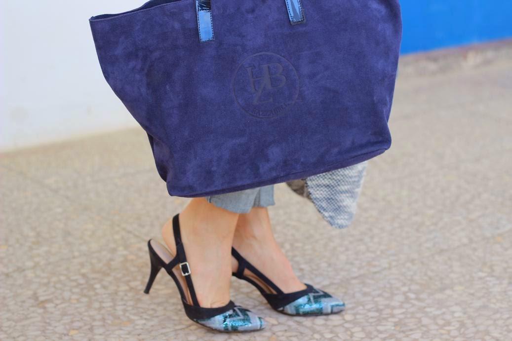 Bolso y calzado - Sandra Morales