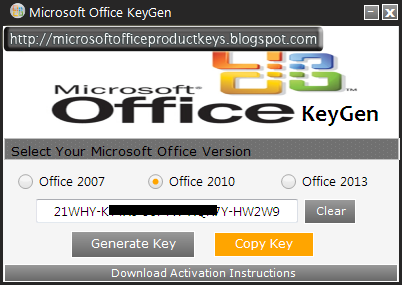 Microsoft Office 2016 Crack + Keygen Free Download {Updated}
