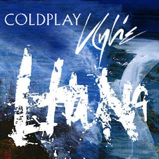 Coldplay - Lhuna (feat. Kylie Minogue) Lyrics