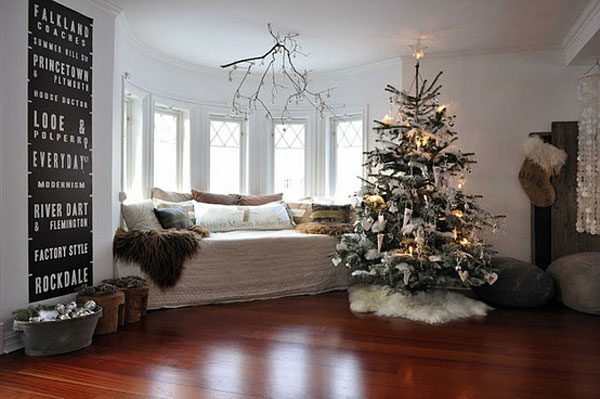 lily griffiths blog 10 sapins de no l pour votre d co d 39 int rieur. Black Bedroom Furniture Sets. Home Design Ideas