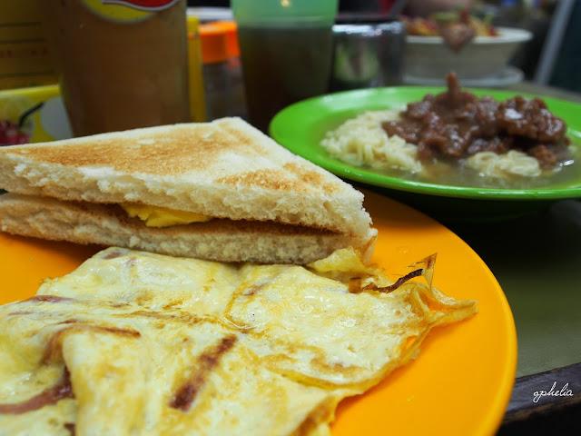 香港 . 茶餐廳 │ 麗香園冰廳  ✡ 所喜歡的味道