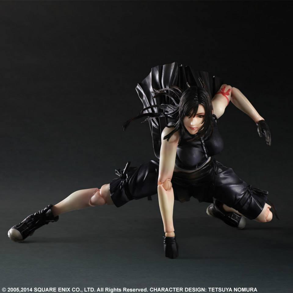 Project Wangun Play Arts Kai Final Fantasy Advent