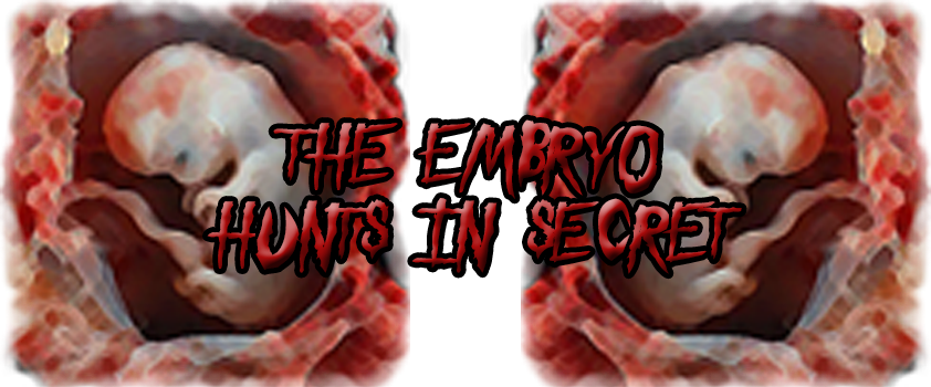 The Embryo Hunts in Secret - Entropia Cinéfila
