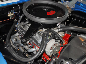 Steve s Camaro Parts 1967 1969 Camaro Parts Underhood