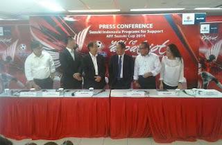 Suzuki Janjikan Motor Dan Mobil Untuk Pemain Indonesia