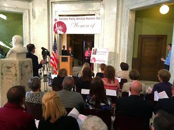 Senator Ritchie's Women of Distinction Awards