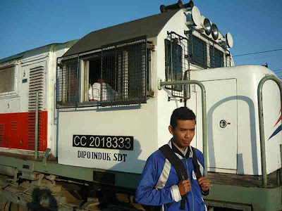 Kereta API KRD