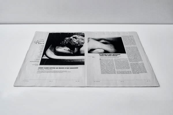 newspaper layout