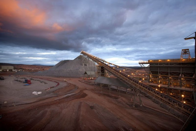 World's Biggest Gold Mines