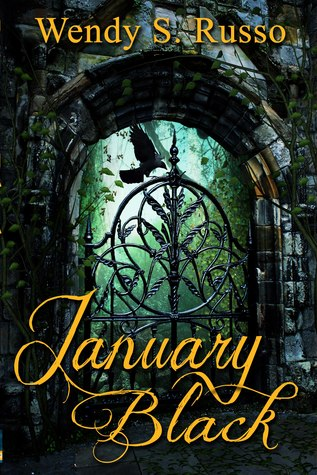 January Black by Wendy Russo