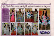 Publicação do Desfile da Loja Stela Maris - Jornal Revisão - 11/2011