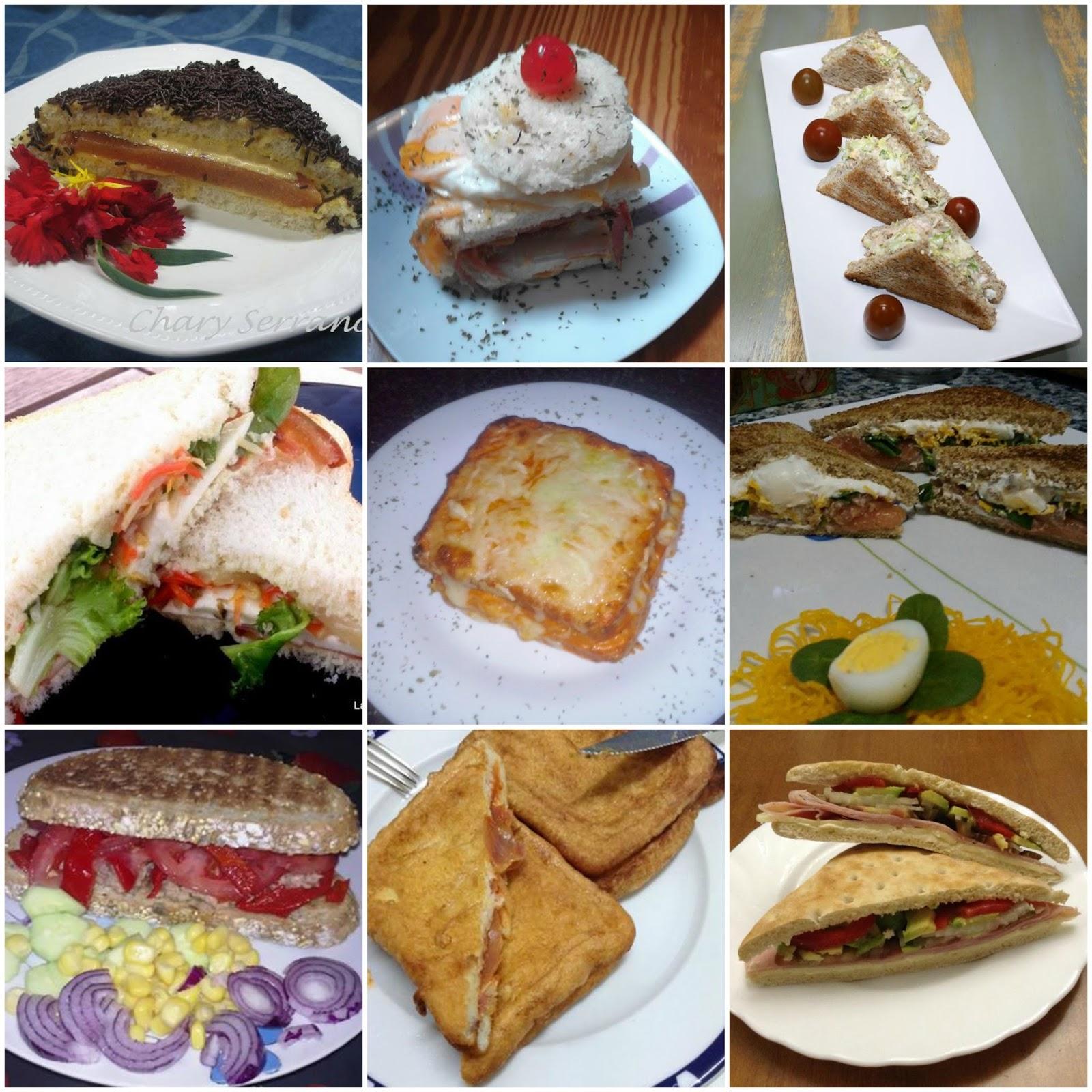 Nueve sandwiches evento fiesta del sandwich 1 parte for Cocina para fiestas