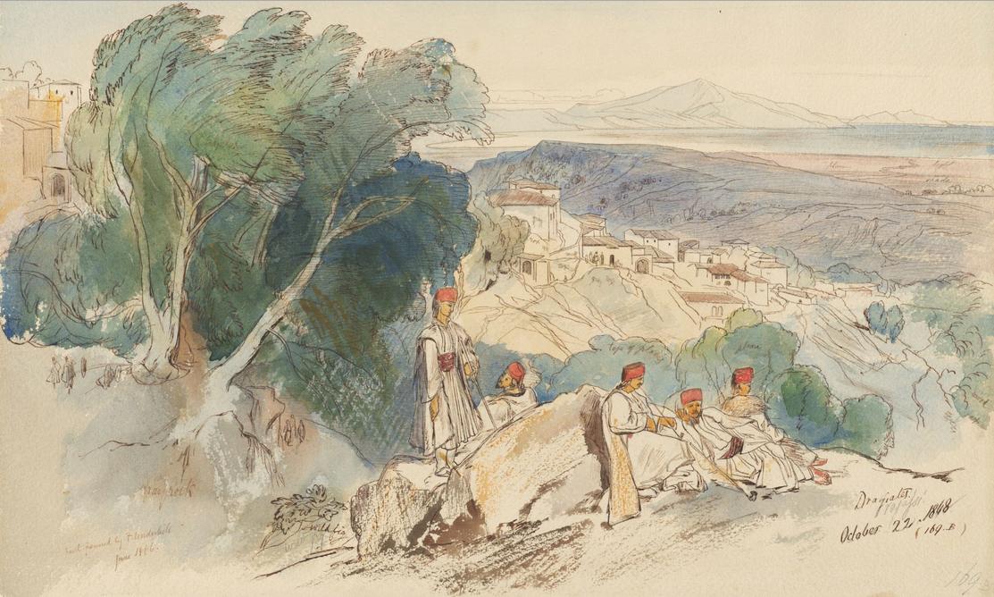 Trajas-Vlorë(1848)