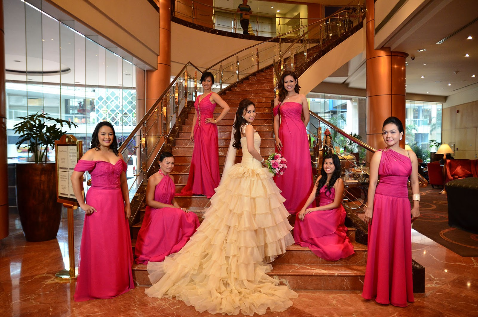 Philippines Principal Sponsors Wedding Dress – fashion dresses
