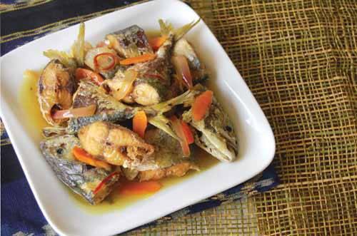 Hasa-Hasa Sa Luyang Dilaw Recipe