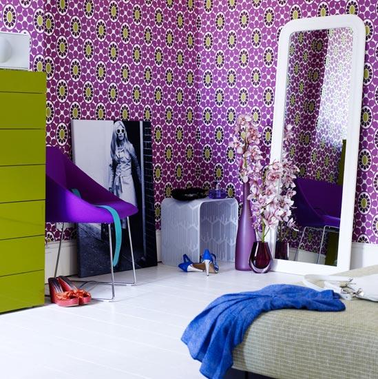 Bedroom design decor dark purple bedrooms idea bright for Purple room accessories bedroom