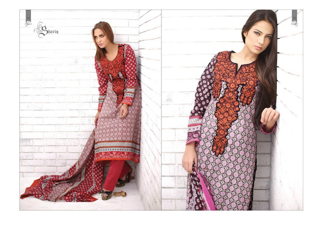 RabeaDesignerLawnwwwShe9blogspotcom252842529 - Rabea Designer Lawn Collection | Embroidered Lawn Collection of 2