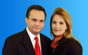 Rev: Samuel Ferreira e Prª Keila Ferreira