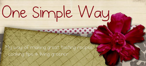 One Simple Way....