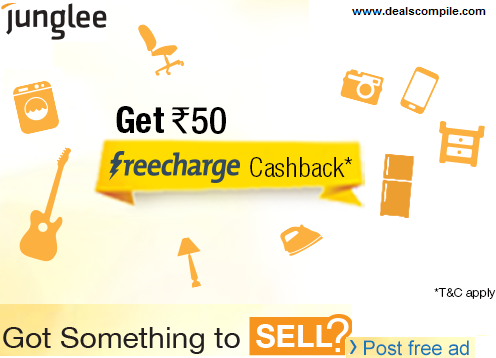 Junglee Ad - Recharge Coupon