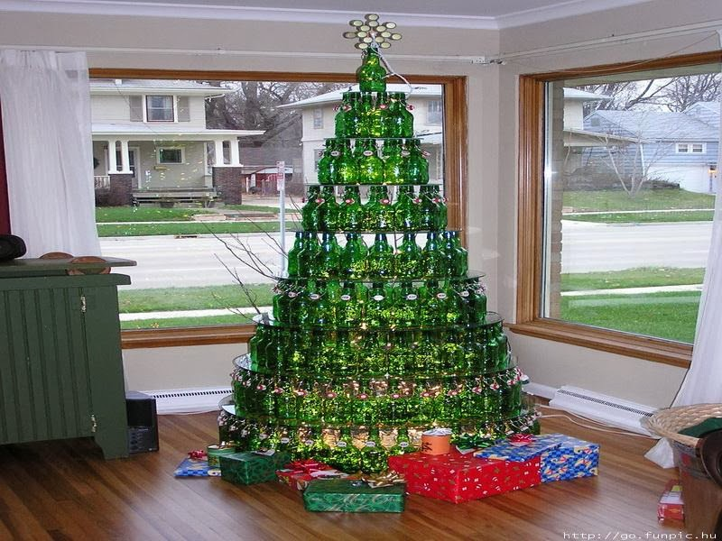 most unusual christmas decorations - Unique Christmas Tree Decorations