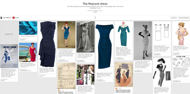 The Peacock dress Pinterest | www.stinap.com