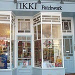 Tikki patchwork is my favourite fabric shop