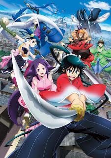Download – Mushibugyou – Episódio 04E05E06 – HDTV Legendado