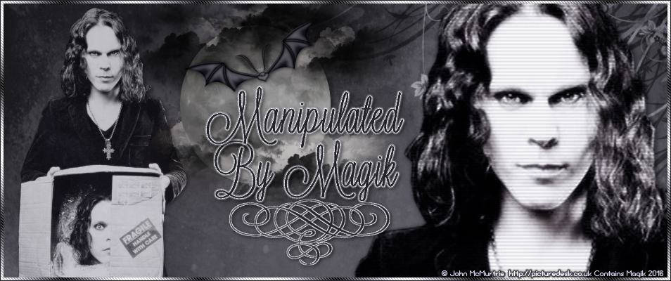 Manipulated By Magik