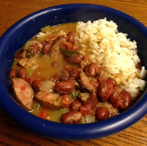 Rouxbdoo 39 s cajun and creole food blog creole red bean stew - French creole cuisine ...