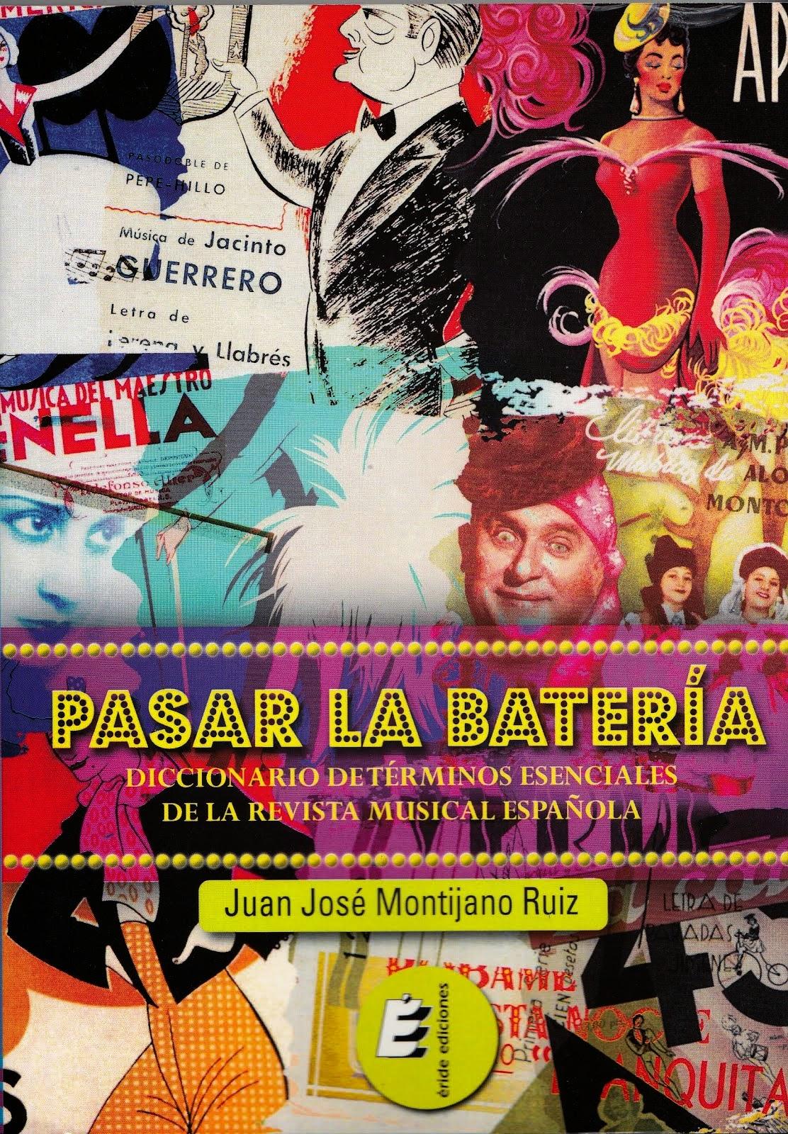 """""""Pasar revista"""". Diccionario de términos esenciales de la Revista musical española."""
