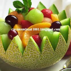Resep Salad Buah Untuk Diet