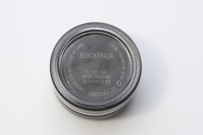MAC Fluidline Gel Eyeliner in Blacktrack