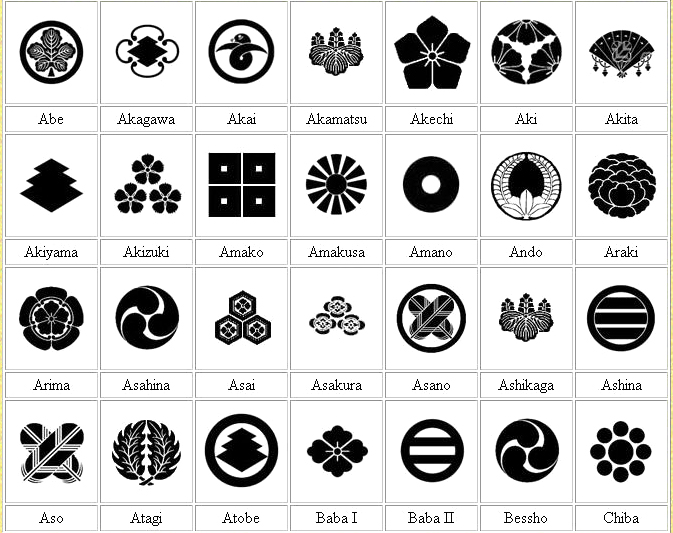 Japanese Symbols And Their Meanings Animals Japanese Symbols And