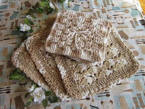 Diamond Crochet: Basket Weave Hat Pattern