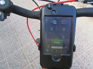 Poner El Movil En La Bicicleta